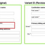 Removing the Company field in the billing registration form