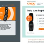 Redesigning the landingpage - less distraction and more focus on the call to action